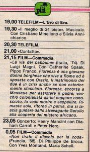 PRIMA RETE INDIPENDENTE 1 179x300 - Storia della radiotelevisione italiana. PIN: nascita e repentina morte di un cagnaccio senza denti