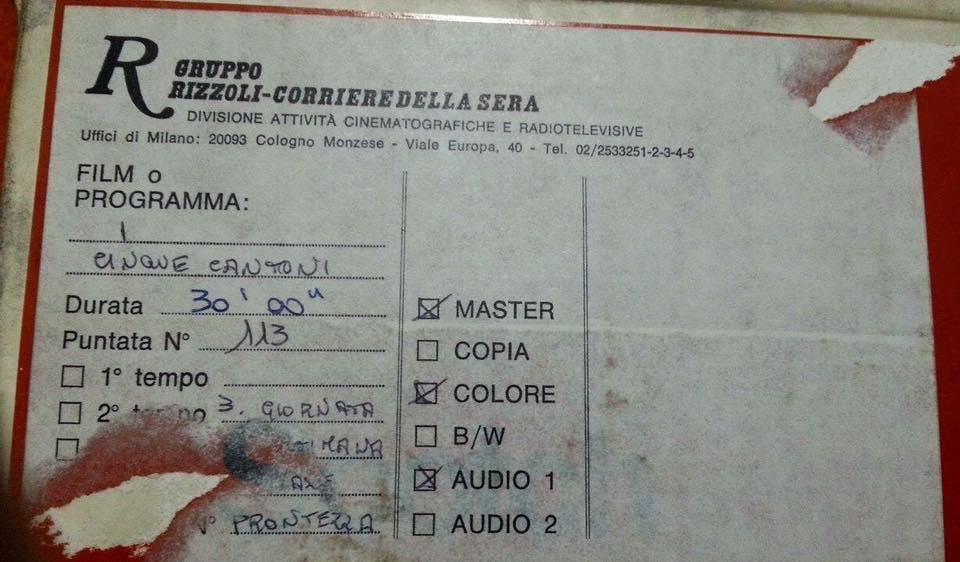 Pin Primarete Indipendente 2 - Storia della radiotelevisione italiana. PIN: nascita e repentina morte di un cagnaccio senza denti