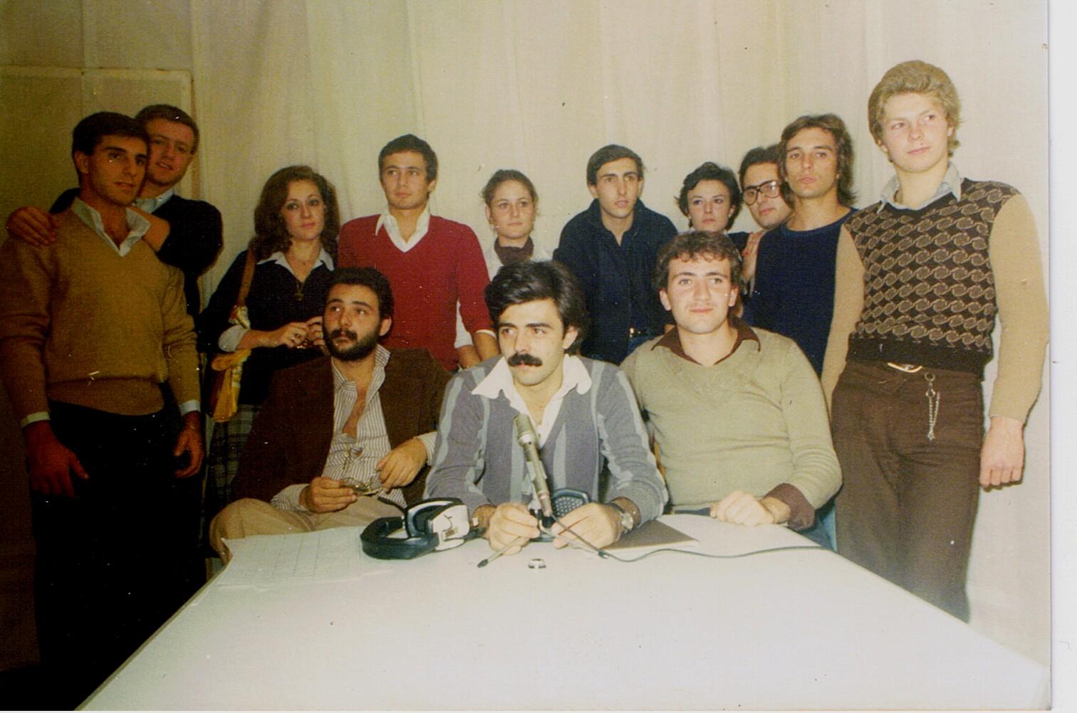 Radio Hanna gruppo - Storia della radiotelevisione italiana. Roma, Radio In: genesi di una delle prime syndication italiane