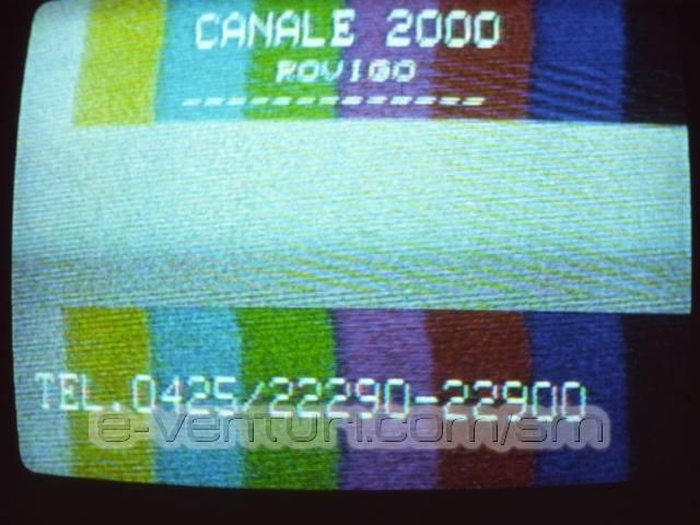 canale 2000 Rovigo - Storia della radiotelevisione italiana: Canale 2000, la seconda rete nazionale dei Marcucci, network provider ante litteram