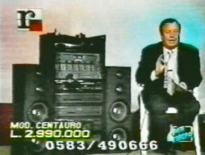 rete europa1990 300x226 - Storia della radiotelevisione italiana. PAN Tv: un occhio sull'Italia da Pavia