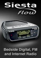 Radio20digitale20Pure20Siesta Flow AD live - Radio digitale, DAB: (lucida) analisi di una presa in giro