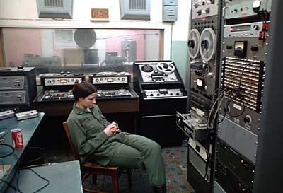 AFN20regia20automatica - Storia della radiotelevisione italiana. Radio: quando gli americani sbarcarono in Italia