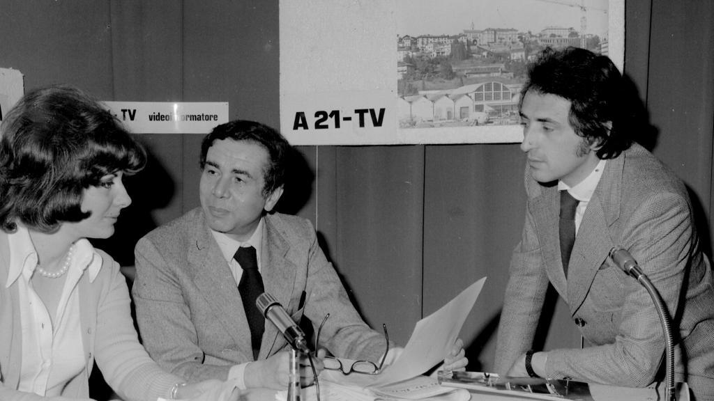 TELEBIELLA - Storia della radiotelevisione italiana. Piemonte, Telebassonovarese: dalla cupola della Basilica di San Gaudenzio