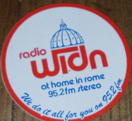 adesivo radio widn - Storia della radiotelevisione italiana. Radio: quando gli americani sbarcarono in Italia