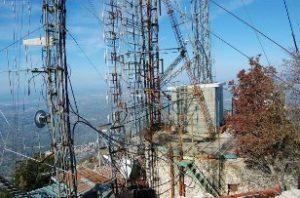 antenne20selva2021 300x198 - Radio e Tv. Lazio, Cds decide su Monte Cavo (Rm): via le antenne. Ricorso respinto