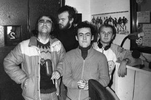 Radio Studio 105 artistijpg 300x198 - Storia della radiotelevisione italiana. 1988: la doccia fredda delle radio nazionali (prima parte)