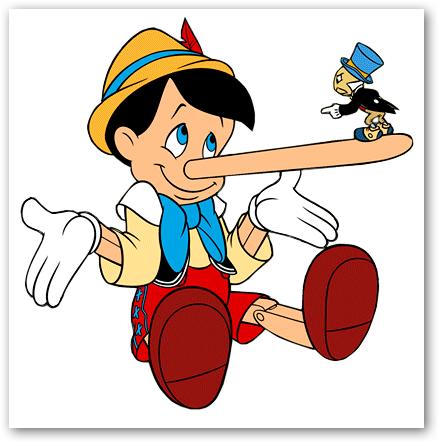 Pinocchio - Rinunce strategiche
