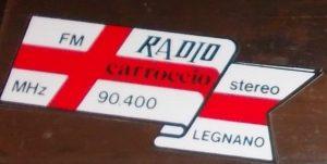 radio carroccio 300x151 1 - Storia della Radiotelevisione italiana. Bollate (Milano): Radio Caroline, un'esistenza all'ombra di Music 100