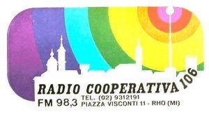 radiocooperativa 300x164 - Storia della Radiotelevisione italiana. Dicembre 1975: nasce Radio Supermilano, partecipata da Silvio Berlusconi