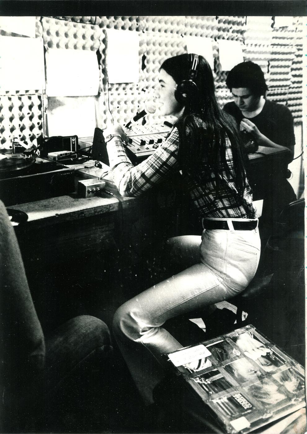 studio20radiofonico201976 - Storia della Radiotelevisione italiana. Indagine sulle radio libere targate 1974
