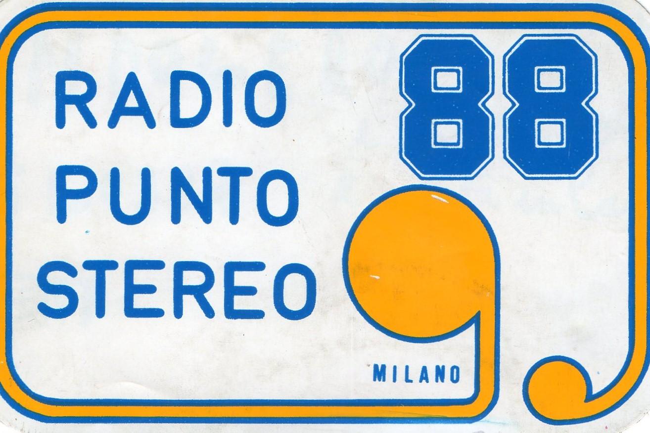 Punto Stereo 88 1 - Storia della radiotelevisione italiana. Da Radio Villa Briantea a Radio Città di Milano passando per Radio Veronica