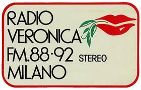 Radio Veronica Milano - Storia della radiotelevisione italiana. Da Radio Villa Briantea a Radio Città di Milano passando per Radio Veronica