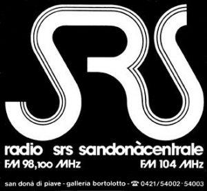 SRS Sandona Centrale 300x277 - Storia della radiotelevisione italiana. Veneto: SRS Radio Sandonà Centrale