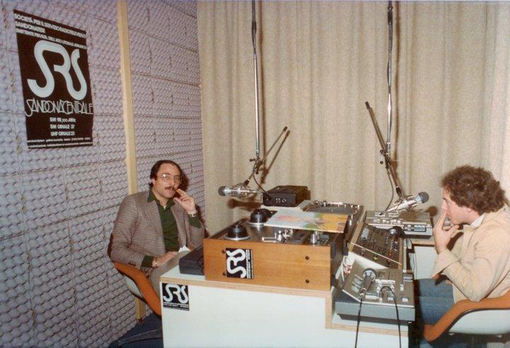 SRS Sandona Centrale studio - Storia della radiotelevisione italiana. Veneto: SRS Radio Sandonà Centrale
