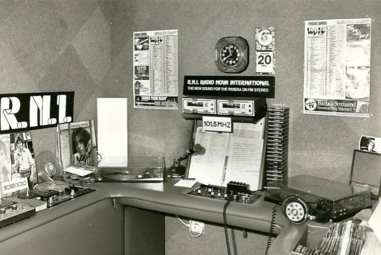 Radio Nova International 1 - Storia della radiotelevisione italiana. Radio K: da Sanremo per far crollare il monopolio radiofonico francese