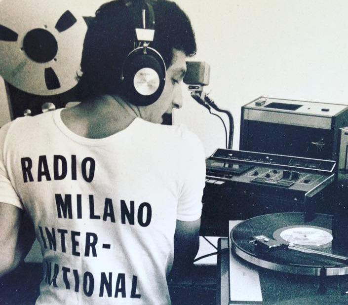 Radio Tele Milano International 1 - Radio libere. I 40 anni di Radio Milano International: Angelo e Rino Borra a ruota libera in streaming