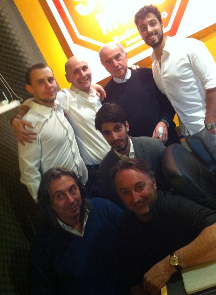 radio milano 40 anni 1 - Radio libere. I 40 anni di Radio Milano International: Angelo e Rino Borra a ruota libera in streaming