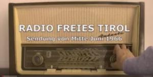 Radio Freies Tirol 300x151 - Storia della Radiotelevisione italiana. 1965/67: Radio Tirolo Libero, stazione clandestina di protesta