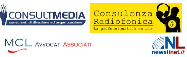 Consultmedia jv Consulenza Radiofonica - Radio. J.v. tra Consultmedia e Consulenza Radiofonica, col contributo di MCL e di NL
