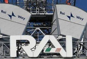 Rai insegna su torre trasmissione 300x206 - Radio Tv. Orfeo succede a Dall'Orto quale d.g. RAI