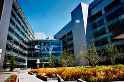 Sky20nuova20sede1 - Pratiche commerciali aggressive: Tar conferma sanzione AgCom per Sky