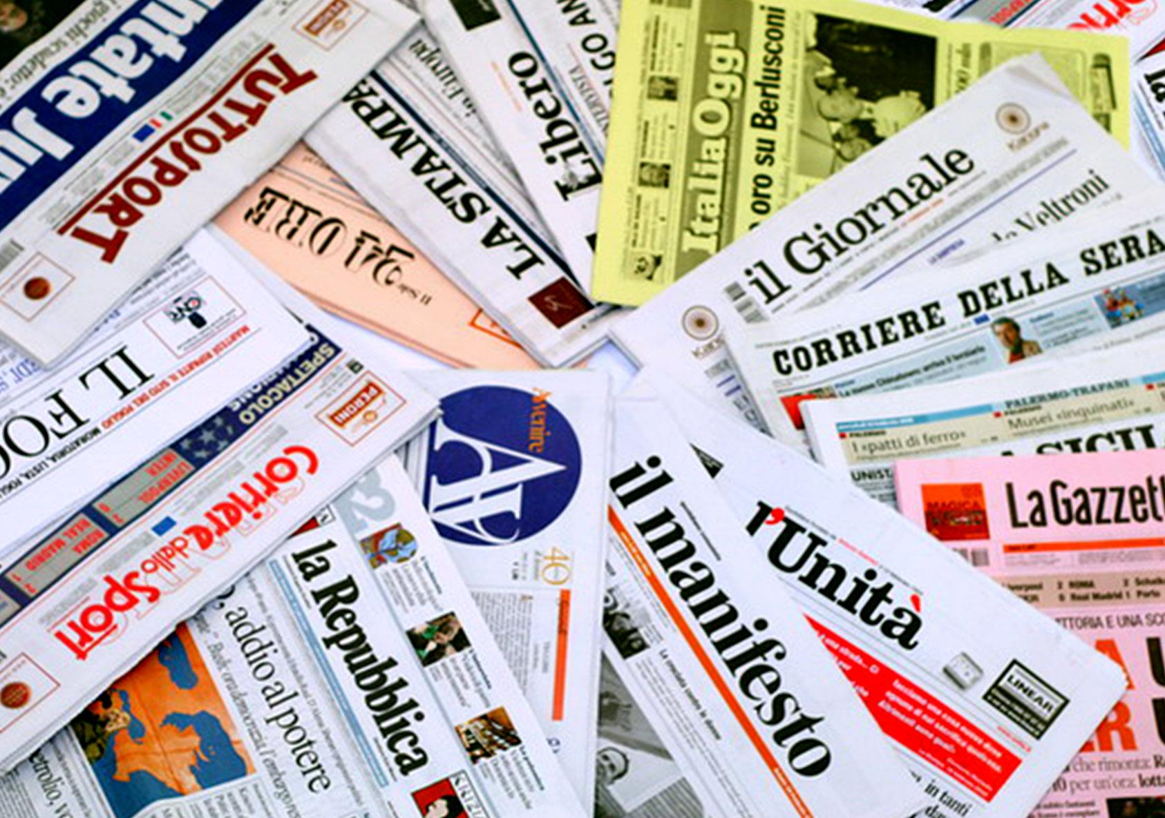 giornali quotidiani - Editoria, contributi. Ridefinizione disciplina contributi diretti a imprese editrici di quotidiani e periodici ex L. 198/2016 (d. lgs – esame preliminare)