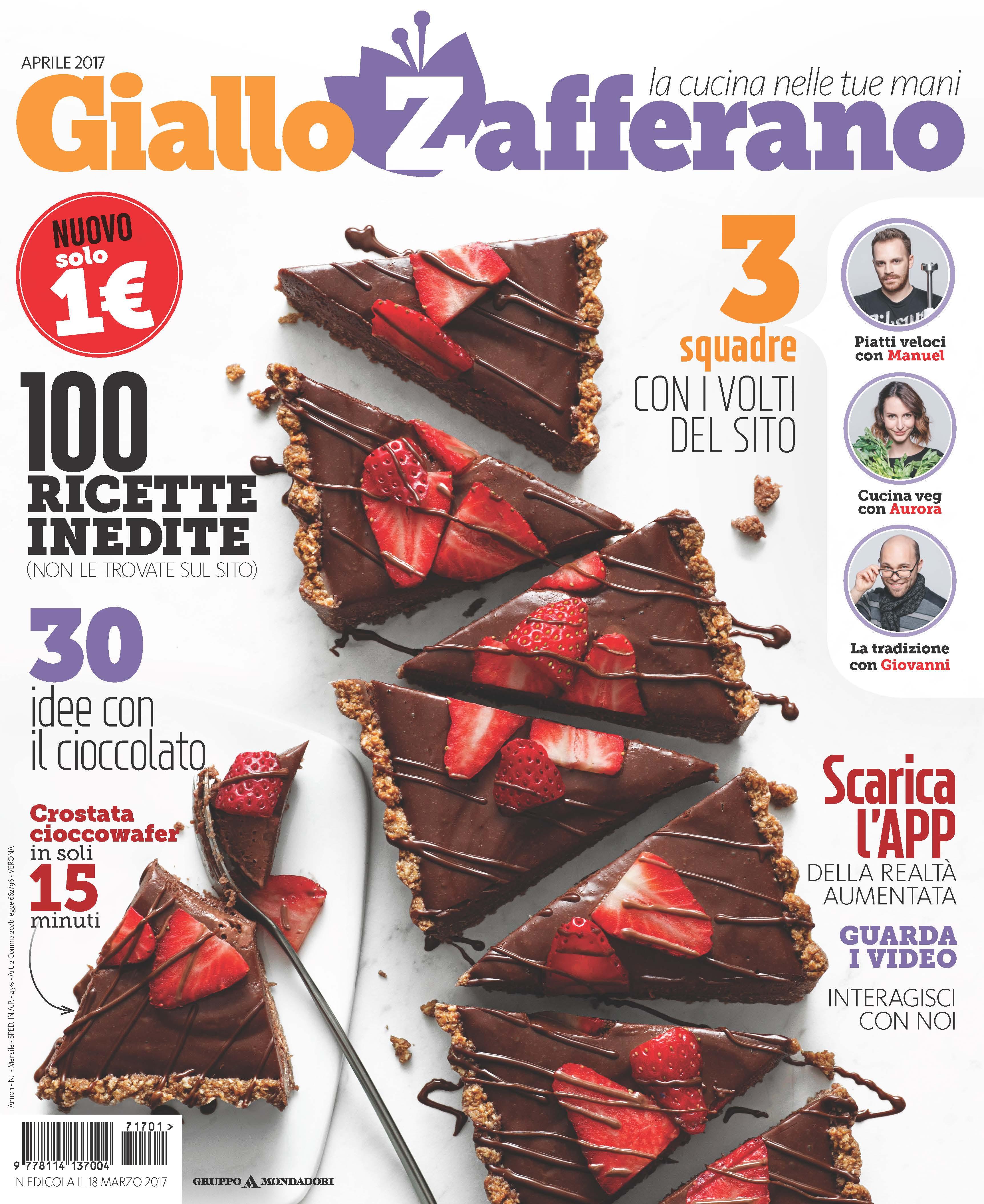 Giallo Zafferano - Editoria. Mire espansionistiche per Mondadori: si punta all'estero e a nuovi prodotti