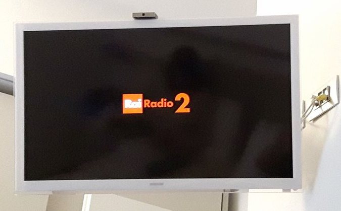 LCN radio cartello rai - Radio on Tv. Mise: immagine statica (cartello) non è contenuto video soggetto ad autorizzazione
