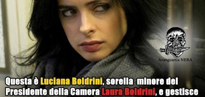 boldrini jessica - Web e informazione. Fake news su sorella Boldrini. Garante privacy: aberrazione social