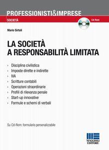 la società a responsabilità limitata - Libri. La società a responsabilità limitata