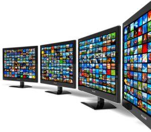 pubblicità tv 300x262 - Pubblicità. Il mercato accelera nel 2017: il web super la tv. Ma l'Italia fa eccezione