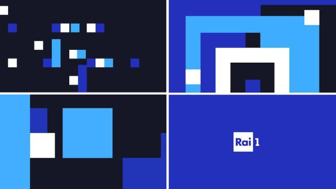rai 1 nuovo logo - Tv. Rai: nuovi loghi e animazioni per i canali tematici