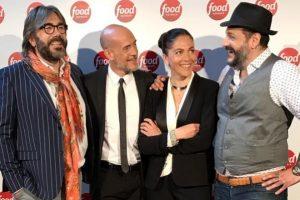 Food Network Gianmarco Tognazzi e i giudici di Chopped Italia 300x200 - DTT. Food Network Italia è servito: da oggi sul canale 33 del digitale terrestre