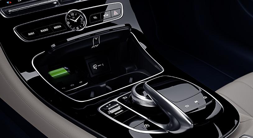 Mercedes connected car - Radio e tlc. Mercedes vs elettrosmog con NFC: sistema incar per ricevere con antenna esterna trasmissioni radio, dati e telefonate