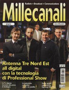 Millecanali 230x300 - Editoria. Si è spento Jacopo Castelfranchi, imprenditore ed editore italiano