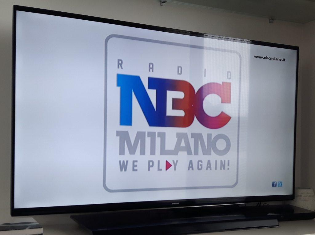 NBC Milano Tv 4 1024x764 - DTT. Lombardia: avviati i test in H264 di NBC per la radiovisione
