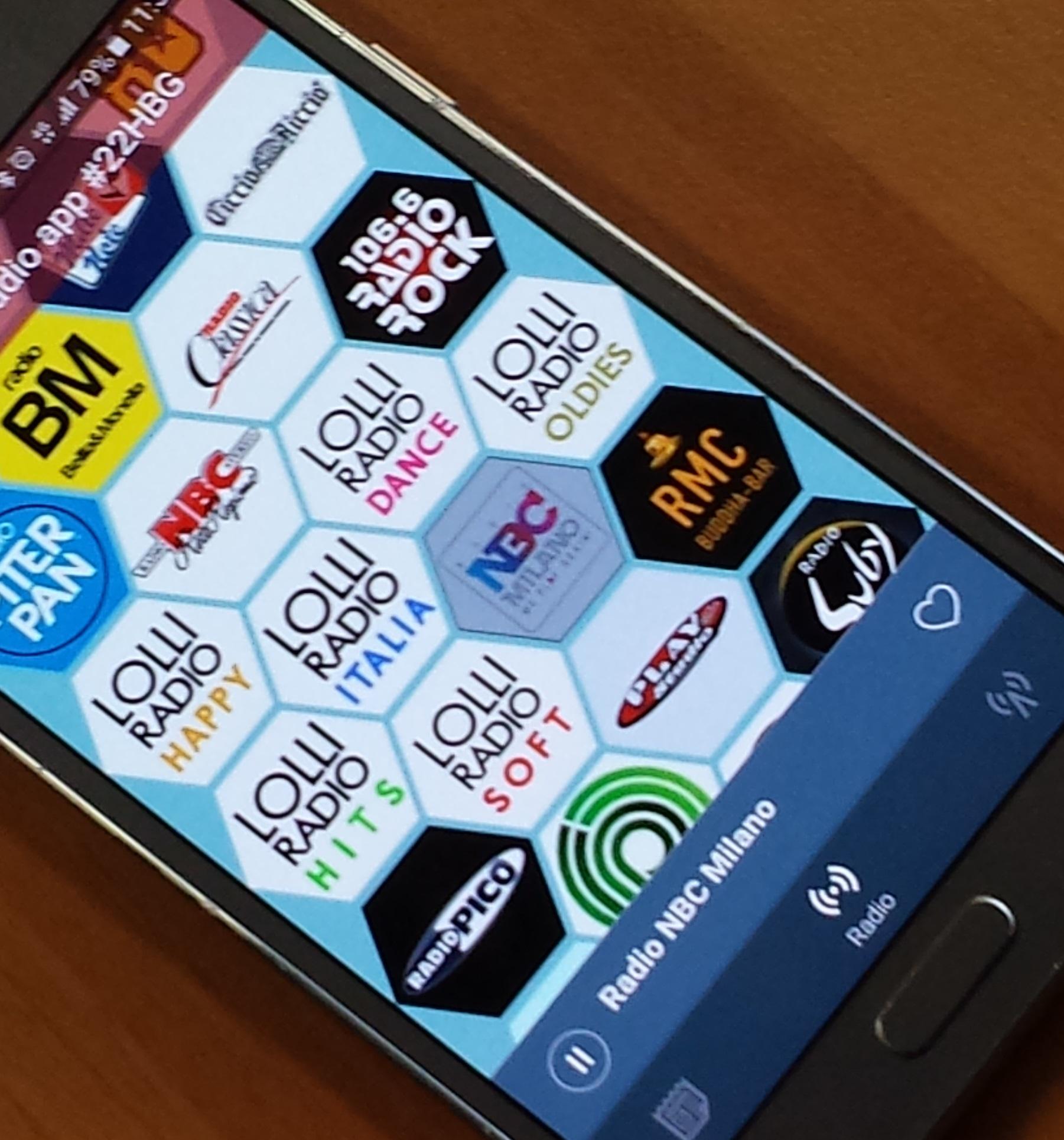 NBC Milano aggregatore FMW 2 - Radio 4.0. Al Web Radio Festival: auto interconnesse e aggregatori di flussi streaming