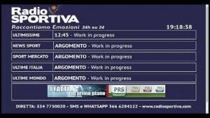 Radio Sportiva 300x169 - Radio. Indagine Radiocompass 2017: social e radio viaggiano a braccetto