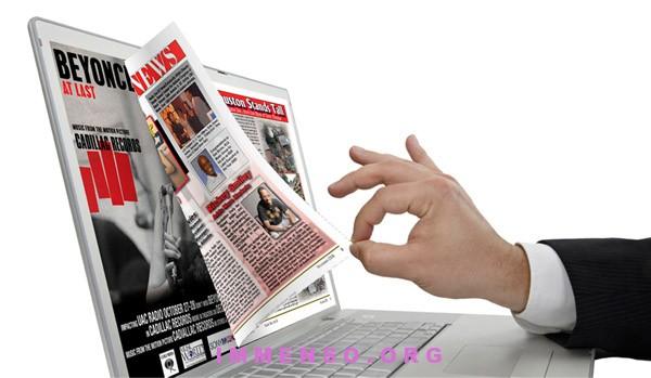 giornali online 2 - Editoria. Aumento dei giornali online a pagamento in Europa