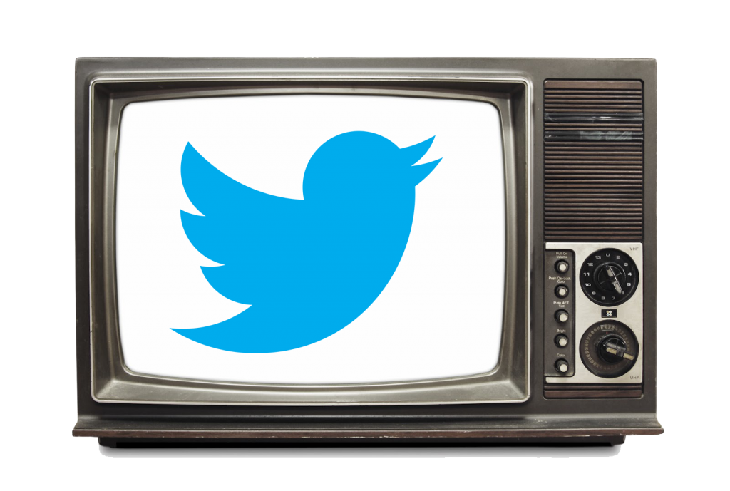 twitter social television 1024x689 - Web. Twitter diventa TV con 16 canali di streaming full time