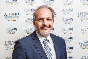 Bentio Manlio Mari PRESIDENTE HDFI 300x200 - Tv. HD Forum Italia: la televisione del futuro è multipiattaforma