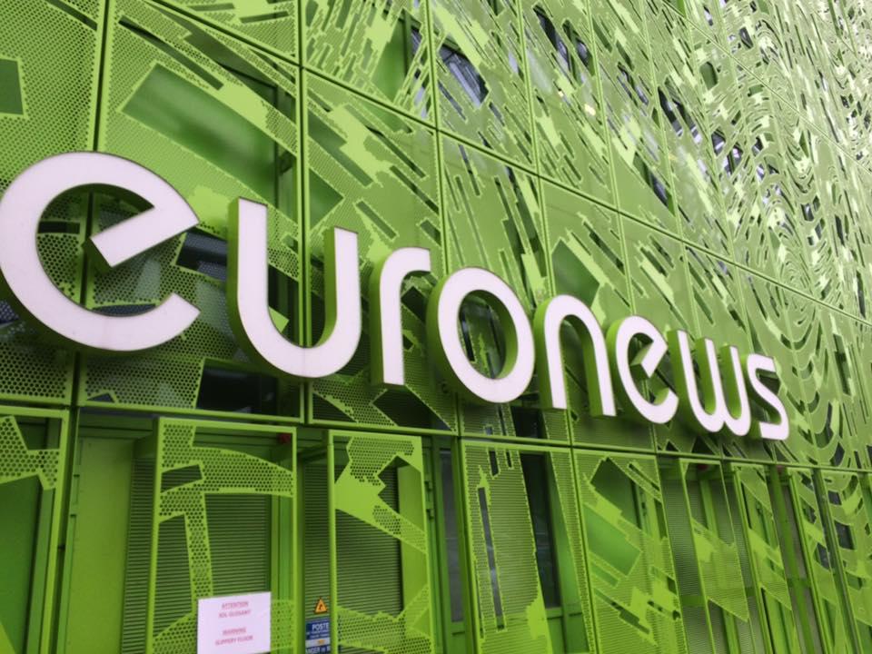 Euronews - Tv. Nasce Euronews NBC: notizie in multipiattaforma (DTT, sat, IP)