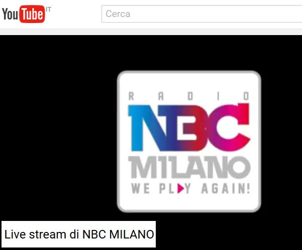 NBC Live Streaming YT - Vettori & Collettori