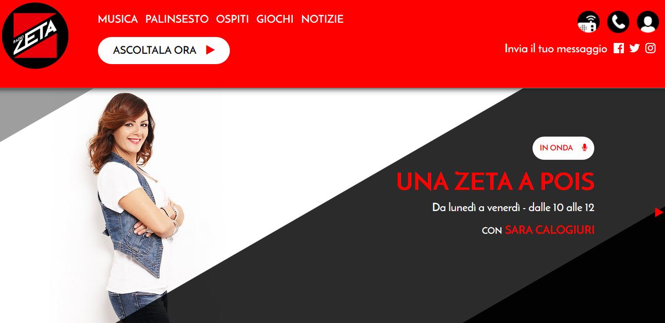 Radio Zeta - DTT & Radio. Continua l'arrivo di radio in tv. Radiovisione anche per Radio Zeta (gruppo RTL)