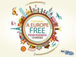Roaming UE 300x225 - Tlc. Da metà giugno basta ai costi roaming in UE