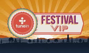 """Tune In Vip Festival - Radio digitale. TuneIn lancia le """"one of a kind radio"""""""