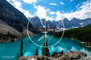 UltraHD 300x200 - Tv. Rapporto Video Industry 2016 Eutelsat: il fenomeno dell'Ultra HD