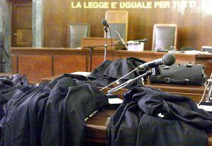 aula tribunale 1 300x207 - Diritto, procedura penale. La riforma del processo penale è legge