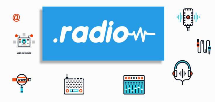 dominio radio - Radio e web. Nasce un nuovo dominio dedicato alle radio